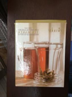 Primula 12 Ounce Personal Tea Maker - 3 Piece Set w/tea infu