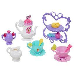 13 Pieces Fancy Nancy Fantastique Tea Set Dolls for Girls Pr