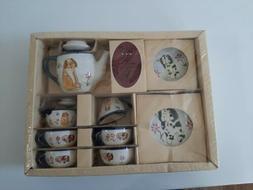 15 Piece Mini Tea  Set