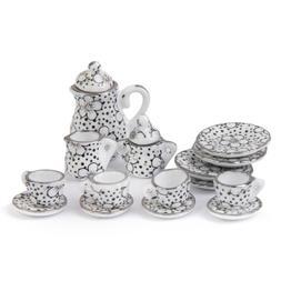 15Pcs Porcelain <font><b>Tea</b></font> <font><b>Set</b></fo