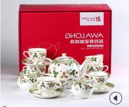 2018 new style Coffee <font><b>set</b></font> 15 European hi