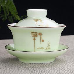 220ml porcelain cover <font><b>bowl</b></font> <font><b>tea<