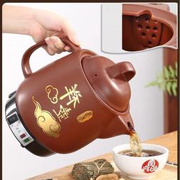 220V Automatic Chinese Medicine Stewing Pot Household 3L/4L/