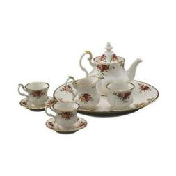 Royal Albert 28839013 Old Country Roses Le Petite 9-Piece Mi