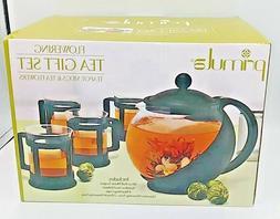 Primula 40 oz Glass Tea Pot and Loose Tea Infuser Set  2010
