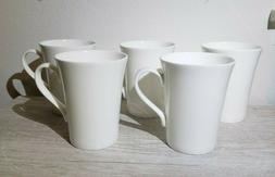 NEW Set of Mikasa Lausanne Bone China Mugs Coffee Tea Brill