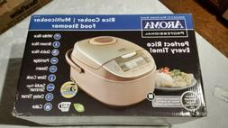Aroma Housewares ARC-6106 Aroma Professional 6 Cups Uncooked