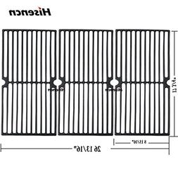 Hisencn Universal Gas Grill Grate Cast Iron Cooking Grid Rep