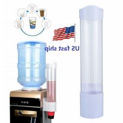 80 Cups Paper Cup Plastic Dispenser Holder Organizer Rack Au