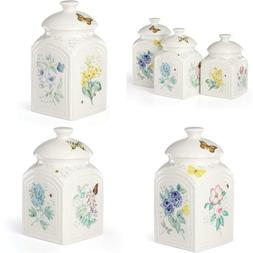 Lenox 888255 Butterfly Meadow Canister Set