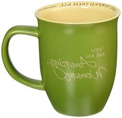 Amazing Woman Mug & Coaster Set