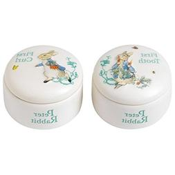Beatrix Potter Peter Rabbit Tooth and Curl Box by Beatrix Po
