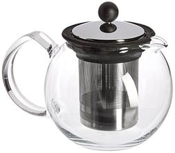 Bodum Assam Tea Press with Stainless Steel Filter, 17-Ounce