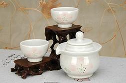 Convenient Traditional Korean Teaset / Hand Made / Gift Boxe
