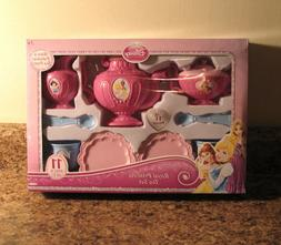 Disney Royal Princess 11 Piece Tea Set