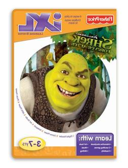 Fisher-Price iXL Learning System Software Shrek Forever Afte
