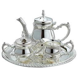 International Silver - Silverplated 4 Piece Coffee Set