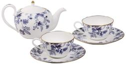 Noritake Sorrentino Tea, Blue, Set of 2