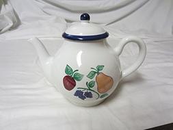 Princess House Orchard Medley Tea Pot