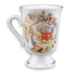 Reutter Porcelain - Footed Coffee / Tea Mug - Beatrix Potter