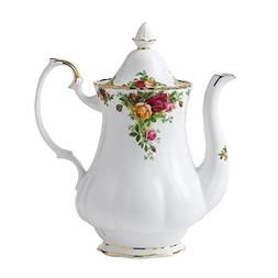 Royal Albert Old Country Roses 42-Ounce Coffee Pot