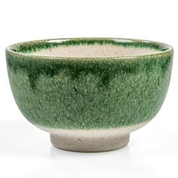 Tealyra - Matcha Bowl - Authentic Ceramic Made in Japan - Ch