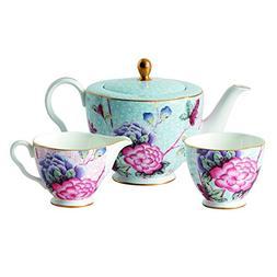 Wedgwood Cuckoo 3-Piece Tea Story Set