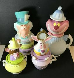 Disney Alice In Wonderland Mad Hatters' Tea Party Cookie J
