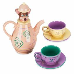Disney Alice in Wonderland tea set Dormouse Disney parks col