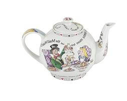 Alice In Wonderland 32oz Teapot By Cardew Design
