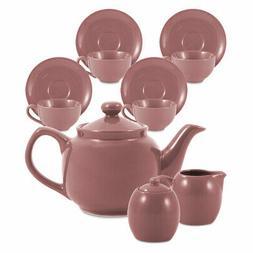 Amsterdam Tea Set - 6 Cup - Sierra Rose