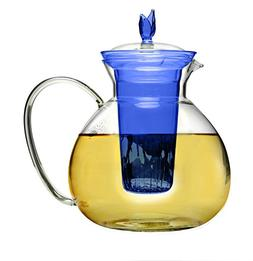 Primula Asha Glass Teapot 60oz Gift Set - Includes Infuser,