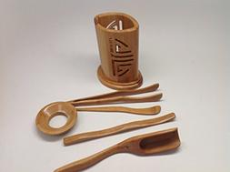 Bamboo Gong Fu Tea Tools Medium Size Tools M002