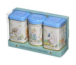New English Teas Beatrix Potter Peter Rabbit 2018 Mini Tin T