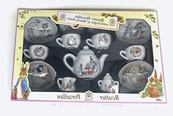 Beatrix Potter Peter Rabbit & Friends 15 Piece Tea Set by Re