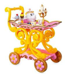 Beauty and the Beast ''Be Our Guest'' Singing Tea Cart Play