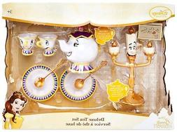 Disney Princess Beauty and the Beast Deluxe Tea Set Exclusiv