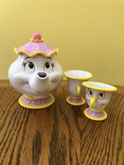 Disney Beauty and The Beast Mrs. Potts Chip Replacement Tea