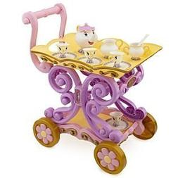 Disney Belle's Enchanted Deluxe Tea Cart Play Set