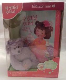 American Girl Bitty Baby Has a Tea Party Mini Plush Hedgehog
