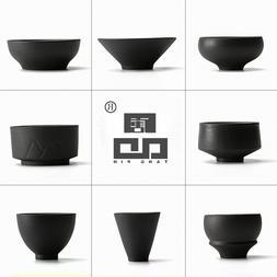 TANGPIN black crockery japanese ceramic tea cup for puer <fo