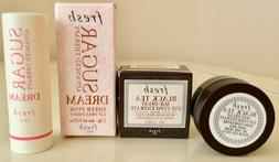 Fresh Black Tea Eye Concentrate & Sugar Dream Lip Treatment