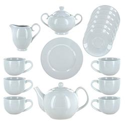Blondell Deluxe Porcelain Tea Set
