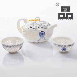 TANGPIN blue-and-<font><b>white</b></font> exquisite ceramic