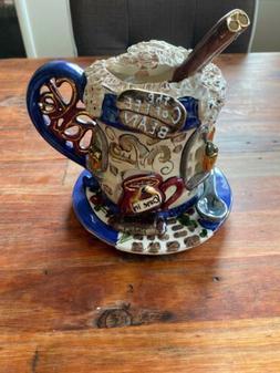 Blue Sky Clayworks Heather Goldminc The Coffee Bean Tea Ligh