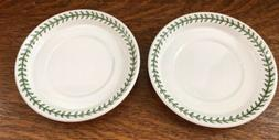 Portmeirion Botanic Garden Set of 2 Tea Saucers 6 3/4""