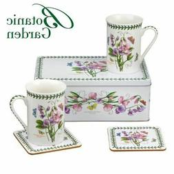 Portmeirion Botanic Garden 5-Piece Tin Set