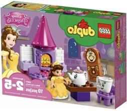 *BRAND NEW* Lego Duplo Set #10877 Belle's Tea Party Disney