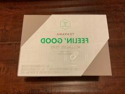 Brand New Teavana Feelin' Good Wellness Tea gift set