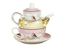 BRAND NEW JusAlpha brand tea for one set